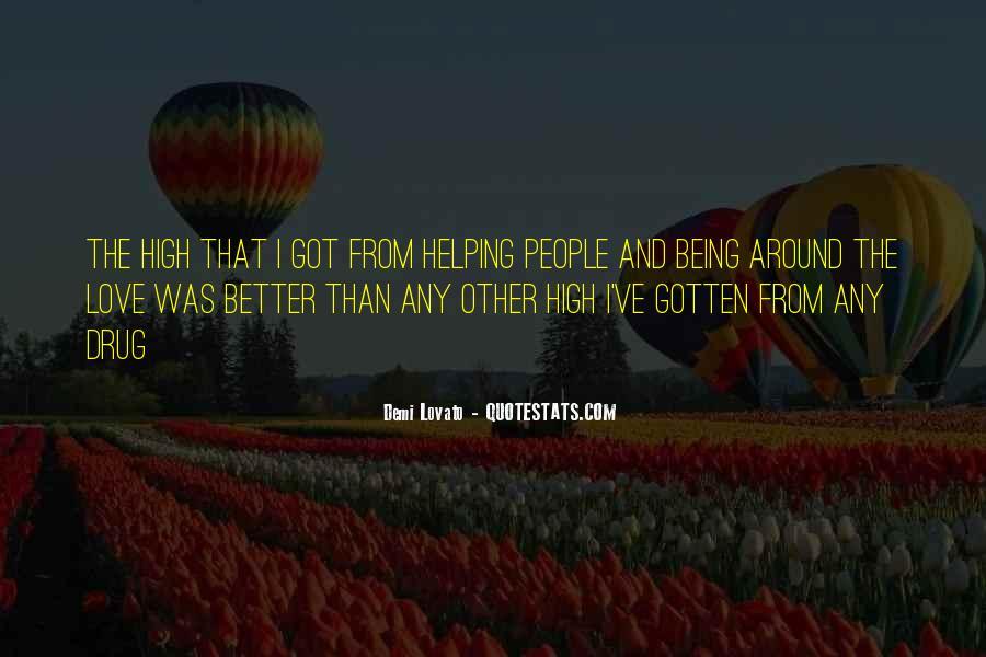 Quotes About Demi Lovato #134235