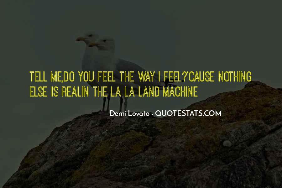 Quotes About Demi Lovato #166031