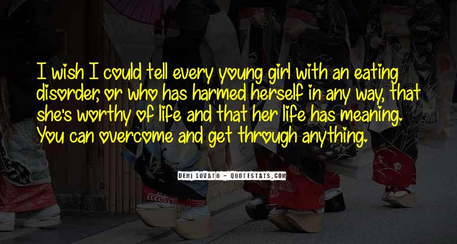 Quotes About Demi Lovato #170459