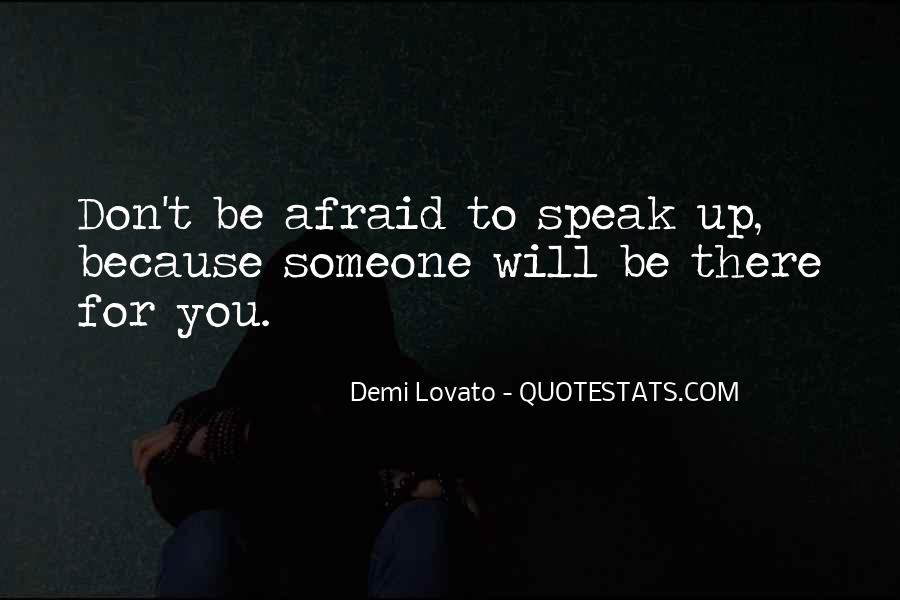 Quotes About Demi Lovato #186042
