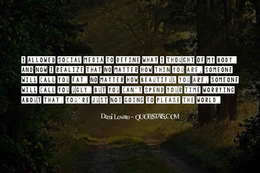 Quotes About Demi Lovato #24990