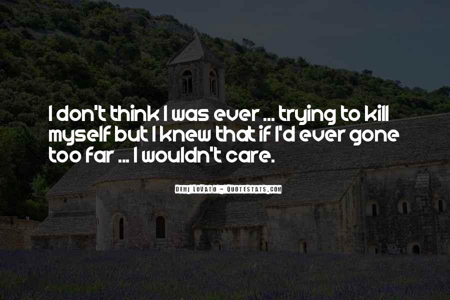 Quotes About Demi Lovato #273880