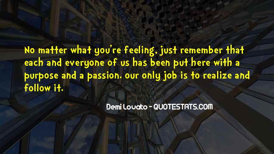 Quotes About Demi Lovato #328243