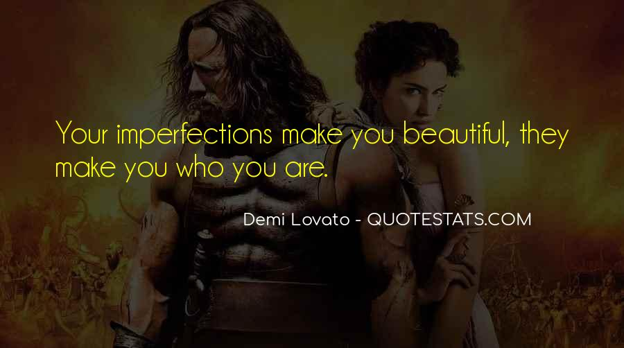 Quotes About Demi Lovato #349631