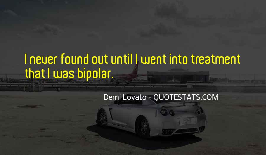 Quotes About Demi Lovato #357745