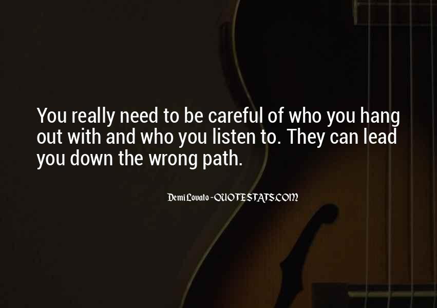 Quotes About Demi Lovato #360336