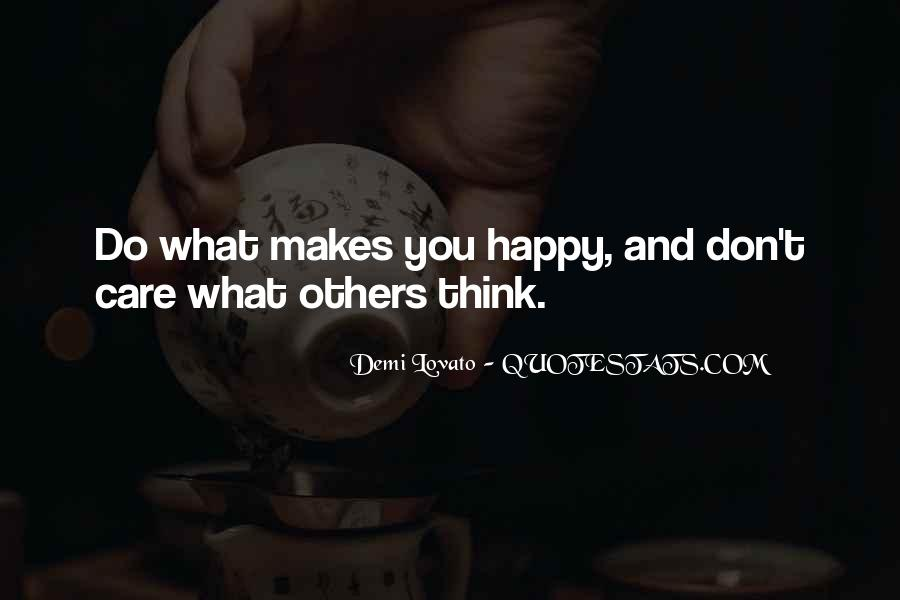 Quotes About Demi Lovato #389936