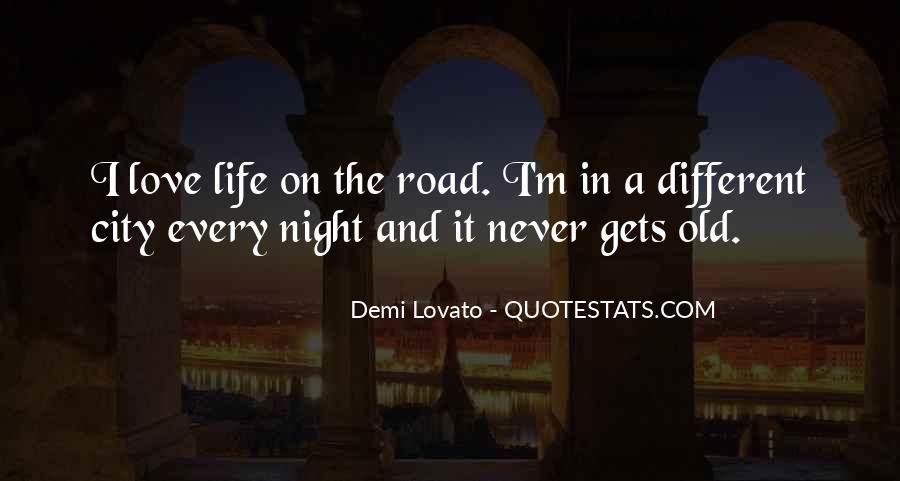 Quotes About Demi Lovato #41430