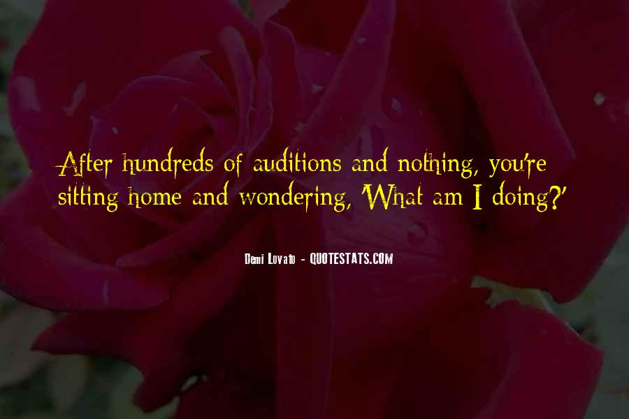 Quotes About Demi Lovato #519471