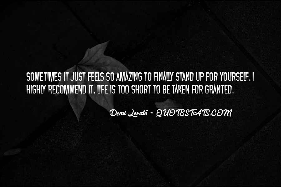 Quotes About Demi Lovato #63330