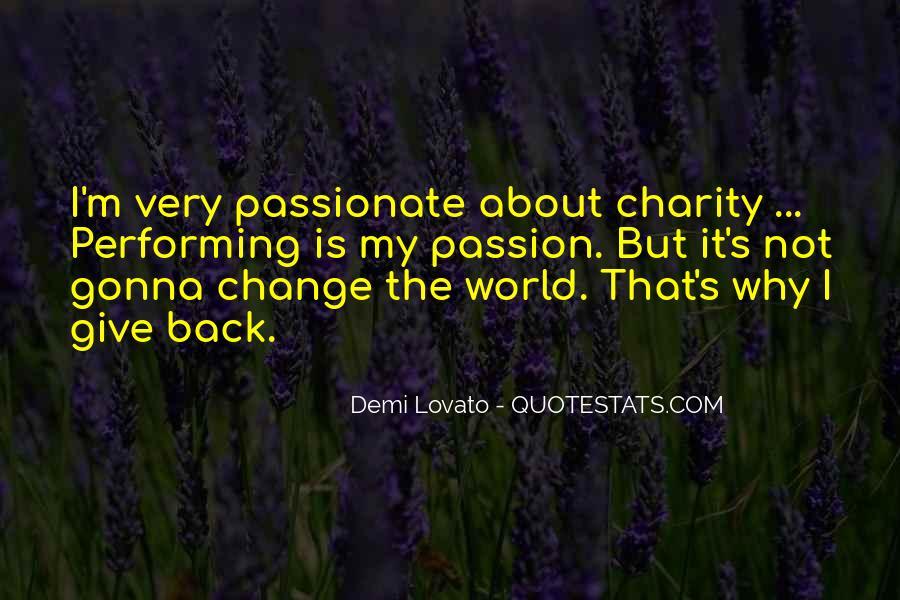 Quotes About Demi Lovato #91819