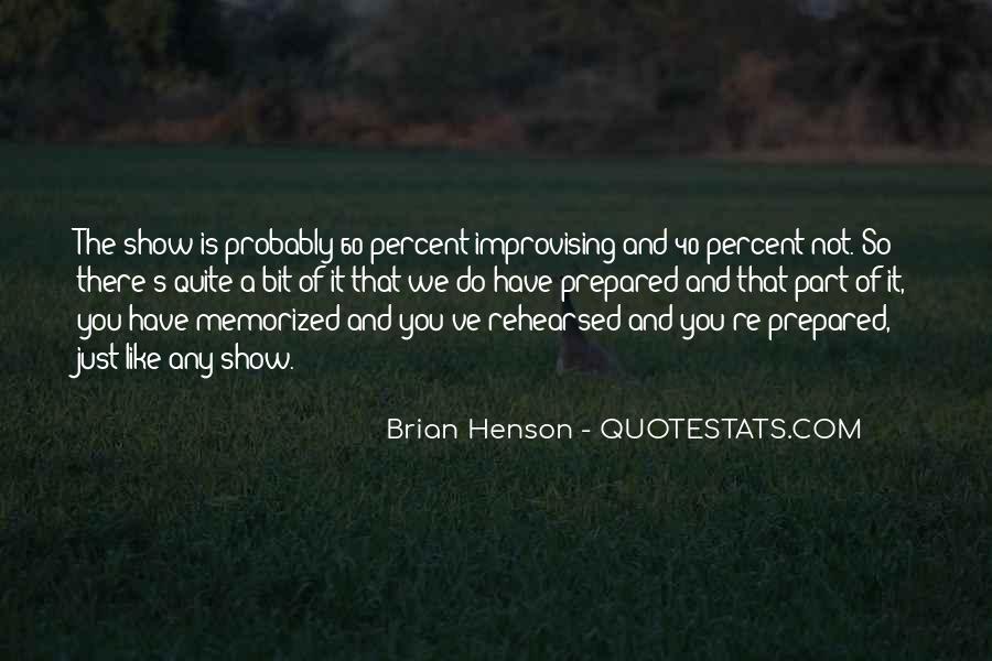 Statement Of Purpose Using Quotes #1640694