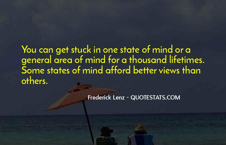 States Of Mind Quotes #310342