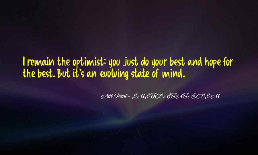 States Of Mind Quotes #323824