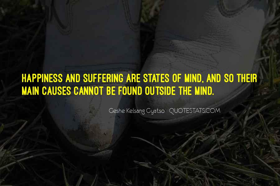 States Of Mind Quotes #60482
