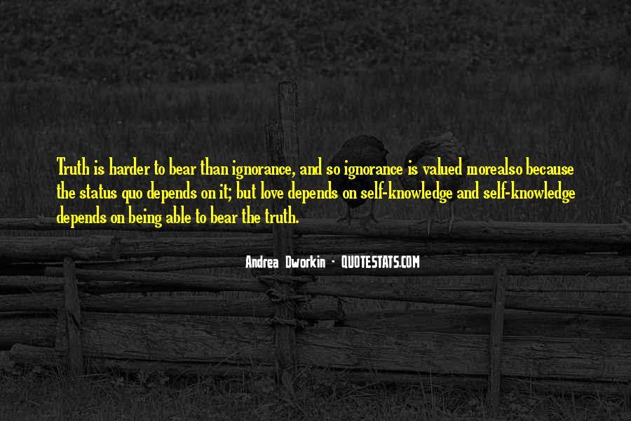 Status Quo Love Quotes #822845