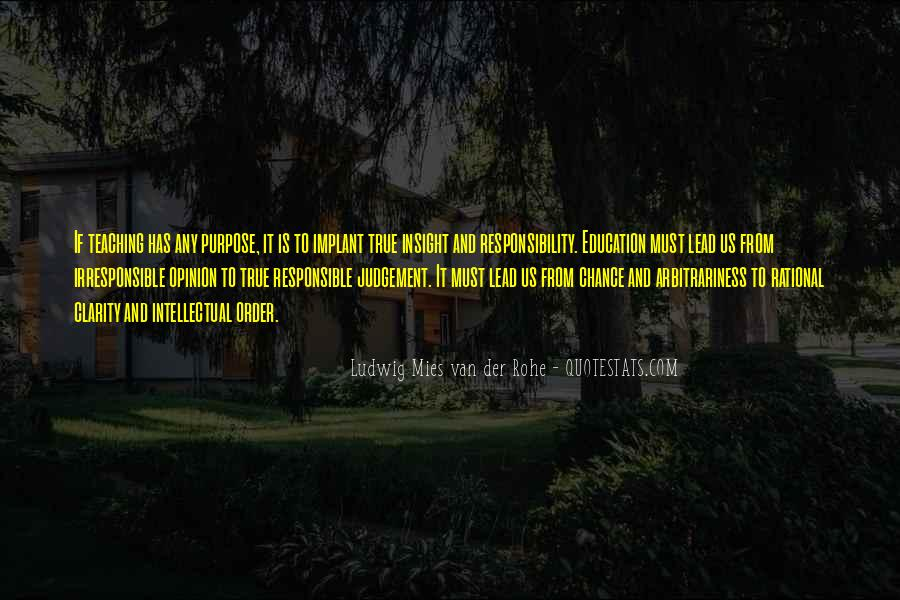 Quotes About Arbitrariness #1163289