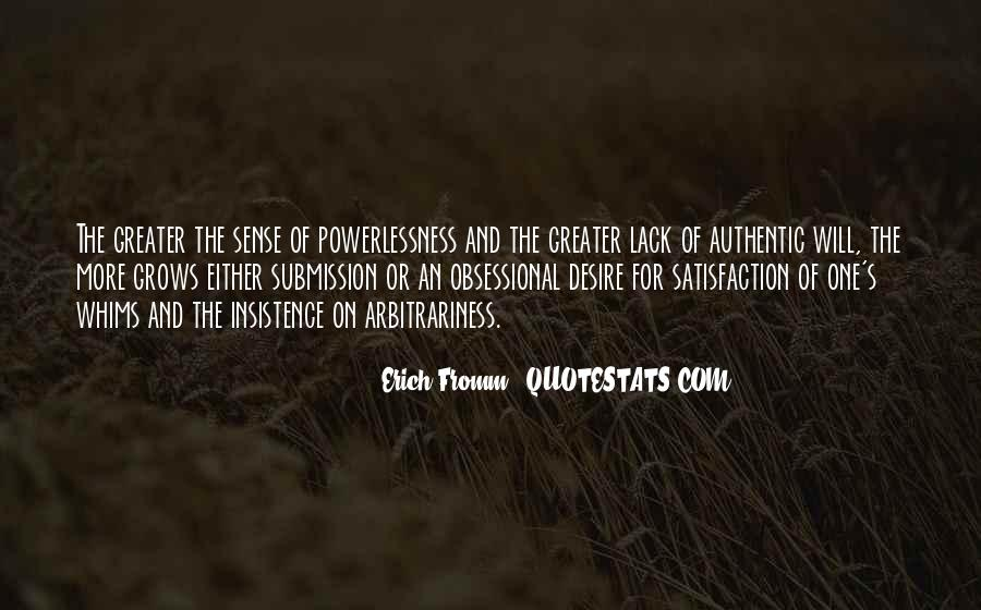 Quotes About Arbitrariness #1821800