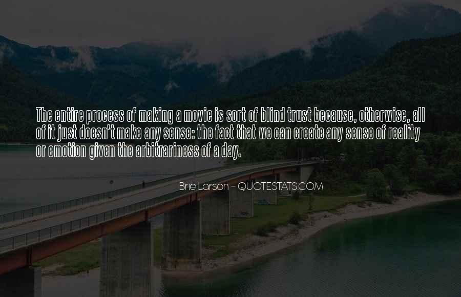 Quotes About Arbitrariness #805868