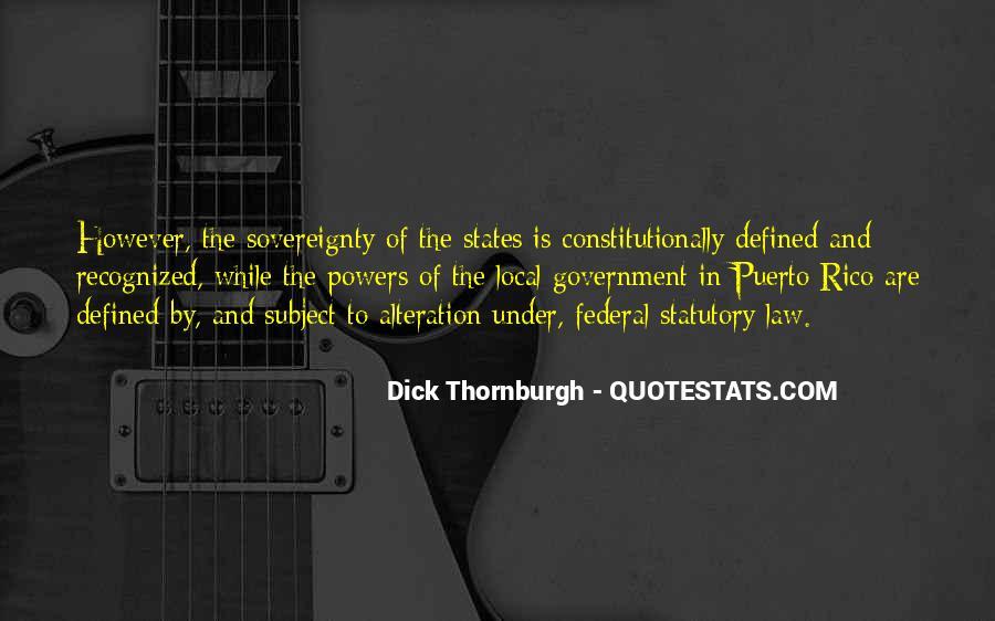 Statutory Quotes #1753472