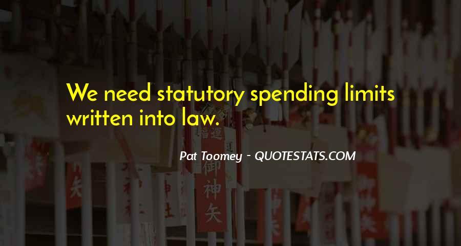 Statutory Quotes #736100