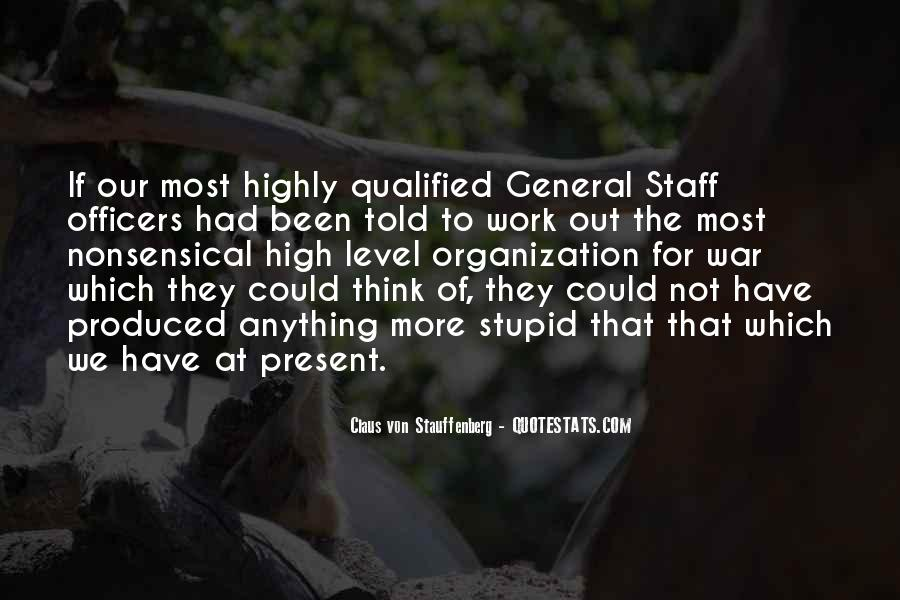 Stauffenberg Quotes #1363172