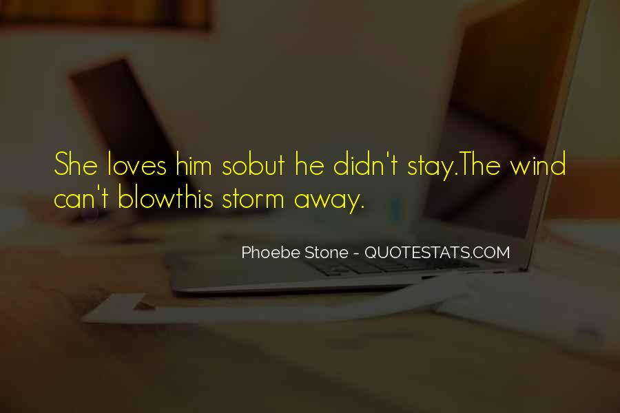 Stay Away Love Quotes #1091465