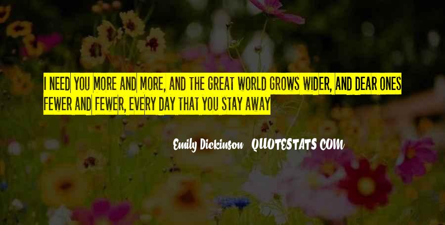 Stay Away Love Quotes #688205