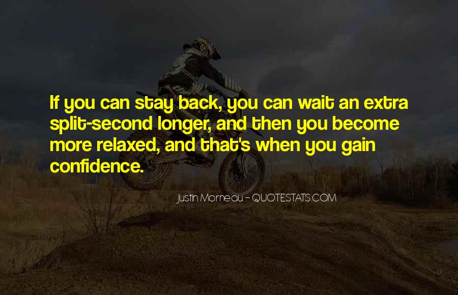 Stay Longer Quotes #176709