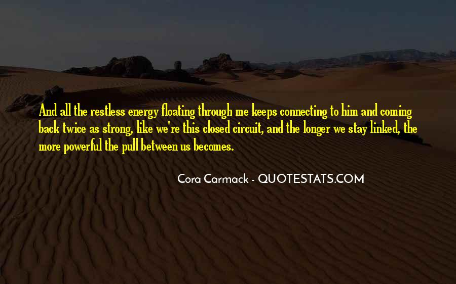 Stay Longer Quotes #303407