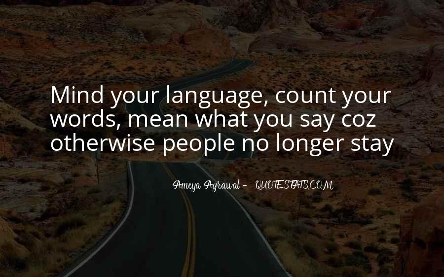 Stay Longer Quotes #665532