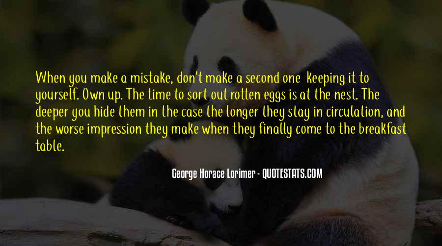 Stay Longer Quotes #81335