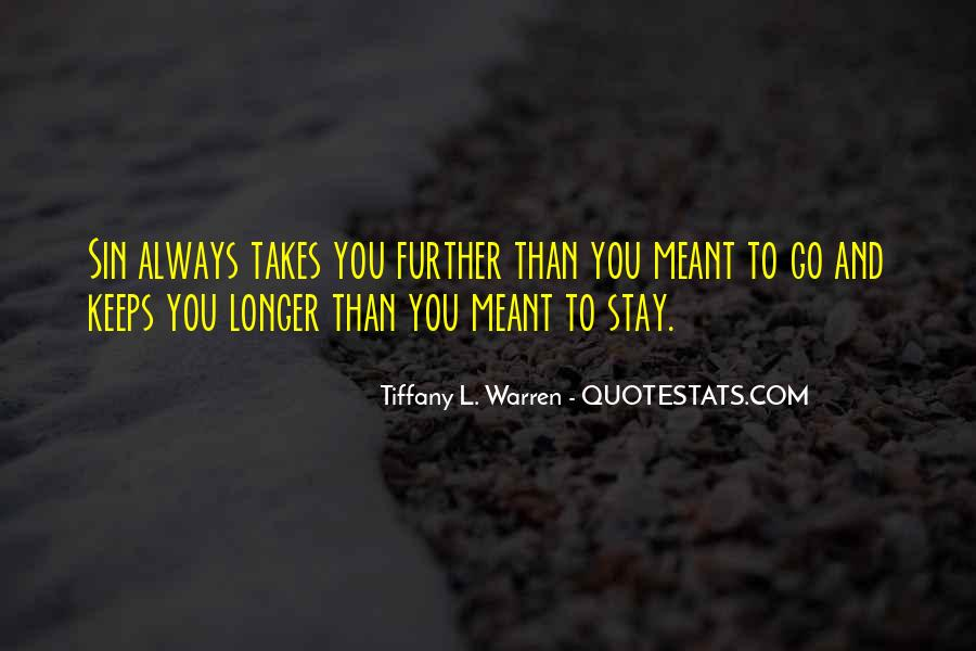 Stay Longer Quotes #830505