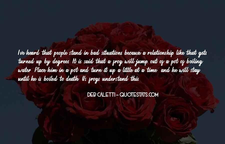 Stay Out Of Relationships Quotes #1718688