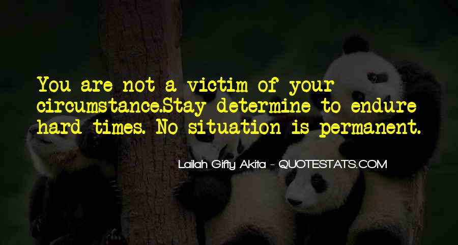 Stay Persistent Quotes #611480