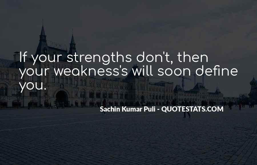 Stay Strong And Positive Quotes #1594384
