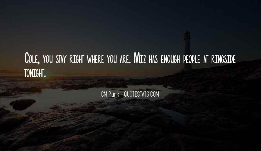 Stay With Me Tonight Quotes #592520