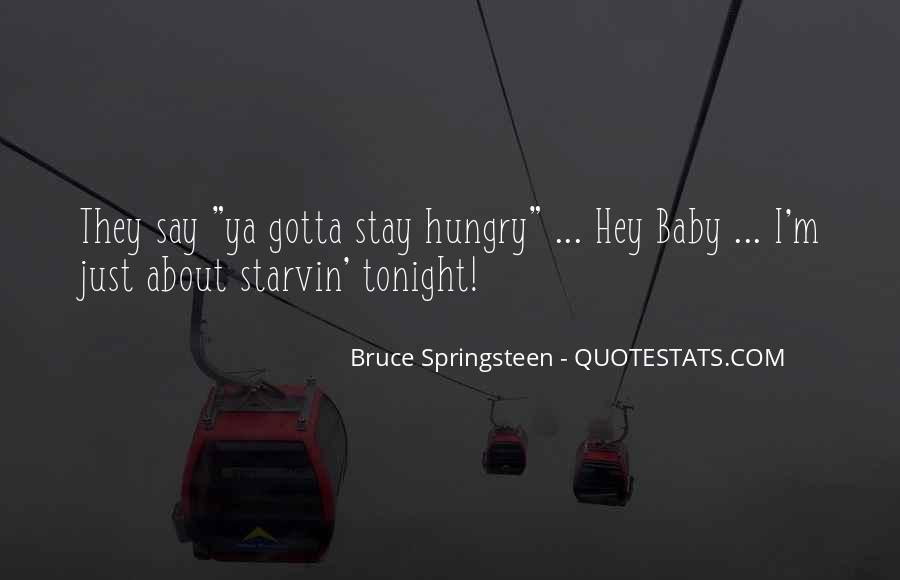 Stay With Me Tonight Quotes #834512
