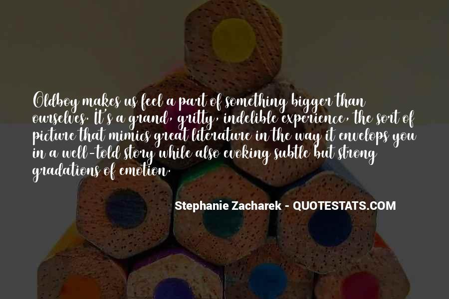 Quotes About Stephanie #101879
