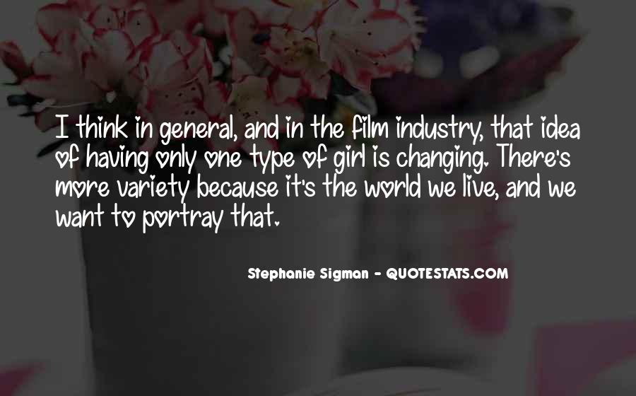 Quotes About Stephanie #115549