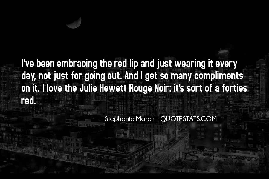 Quotes About Stephanie #49607