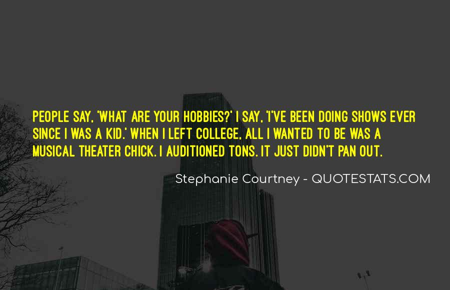 Quotes About Stephanie #51810