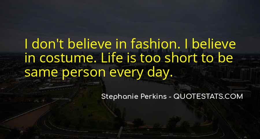 Quotes About Stephanie #6098