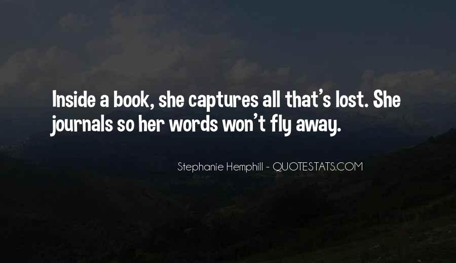 Quotes About Stephanie #70599