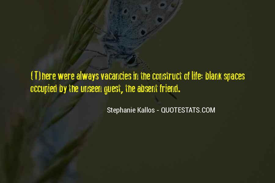 Quotes About Stephanie #88486
