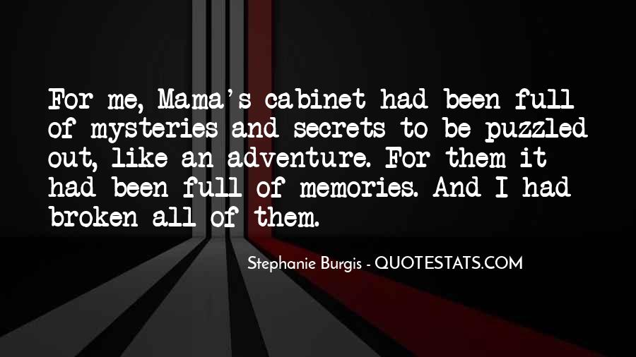 Quotes About Stephanie #90789