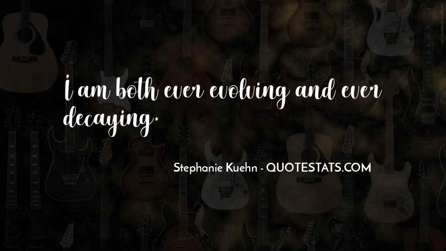 Quotes About Stephanie #94111
