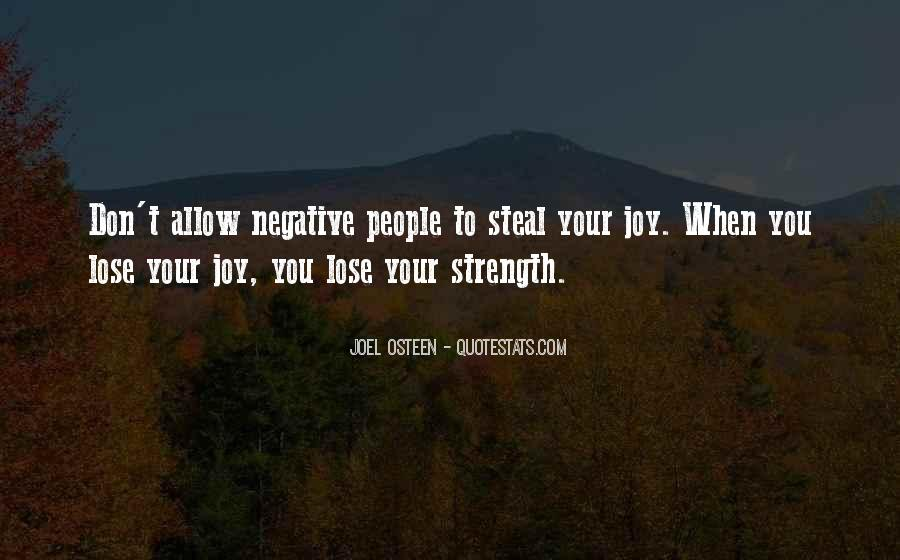 Steal My Joy Quotes #804922