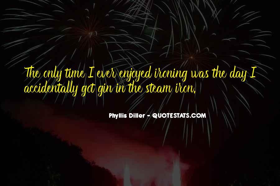 Steam Iron Quotes #1727276