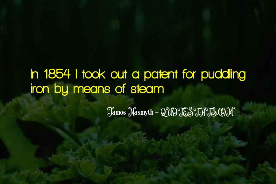 Steam Iron Quotes #1838664